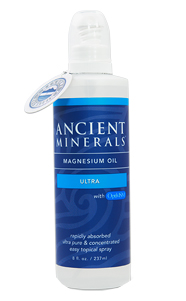 Ancient Minerals Magnesium Oil Ultra - 8oz