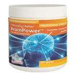 BrainPower™ - Coconut oil with Curcumin and DHA