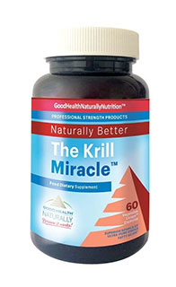 The Krill Miracle - Omega 3, 6 & 9 oils