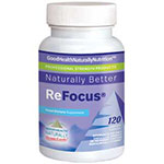 ReFocus Vinpocetine - Boost Your Brain Power!